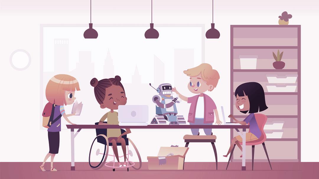 Cultura maker e programação: A educação da geração Alfa
