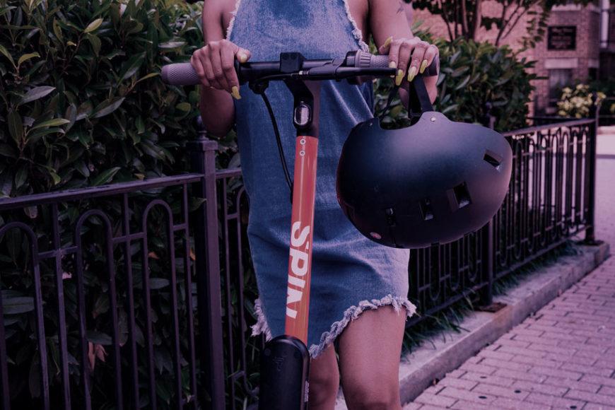 Micromobilidade: Spin expande para a Europa e patinetes da Uber chegam a São Paulo