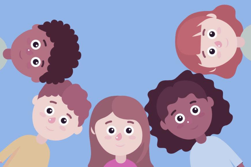 """""""Deixa que Eu Conto"""": UNICEF lança podcast diário para ajudar crianças"""