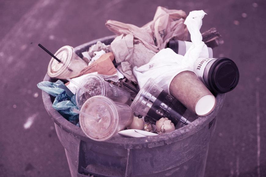 Reciclagem, lixo doméstico e a luta sanitária durante a pandemia