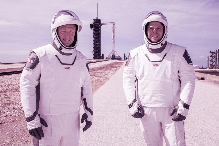 Saiba mais sobre o Crew Dragon DM-2: Uma viagem espacial histórica em 2020