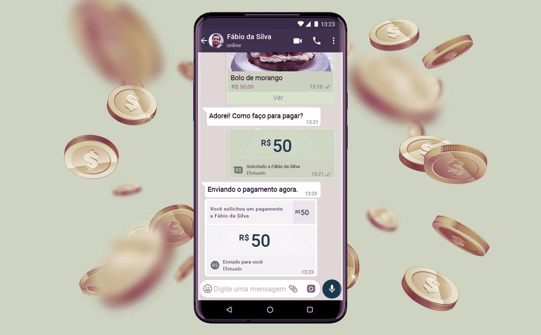 WhatsApp libera pagamentos pelo aplicativo: Veja como utilizar