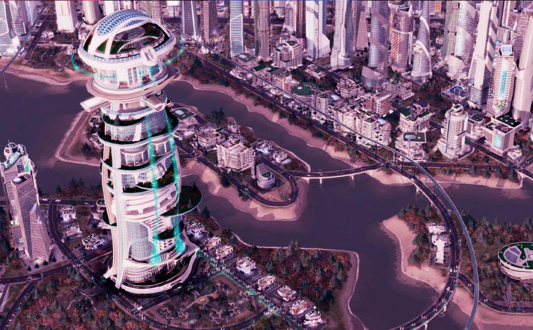 Lições sobre planejamento urbano que podemos aprender com SimCity