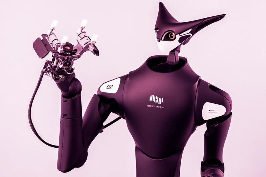Inovação no cotidiano: Os robôs continuam avançando