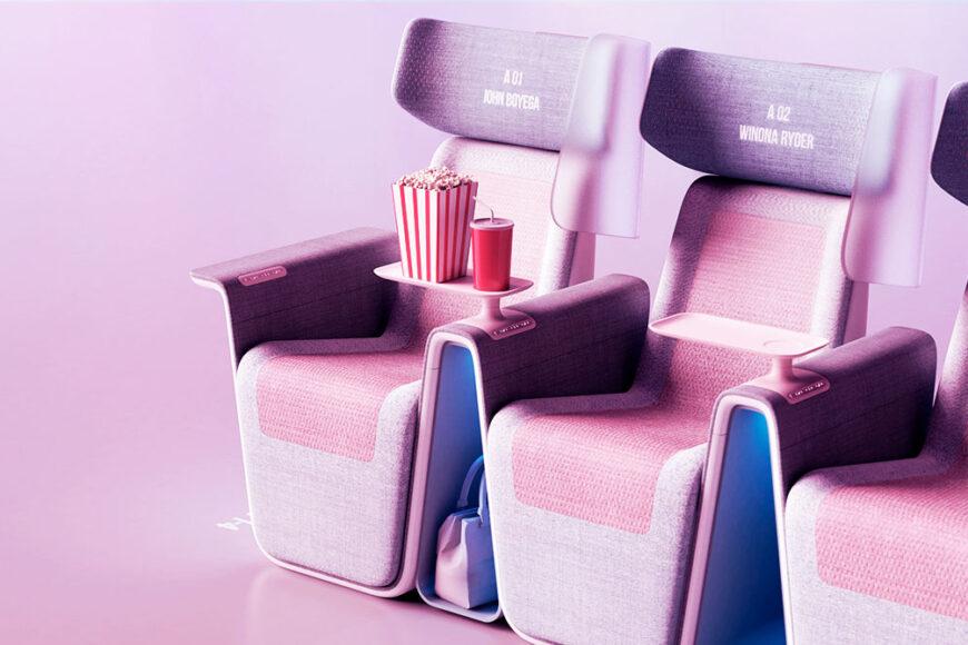 Sequel: Um assento de cinema para a vida pós coronavírus