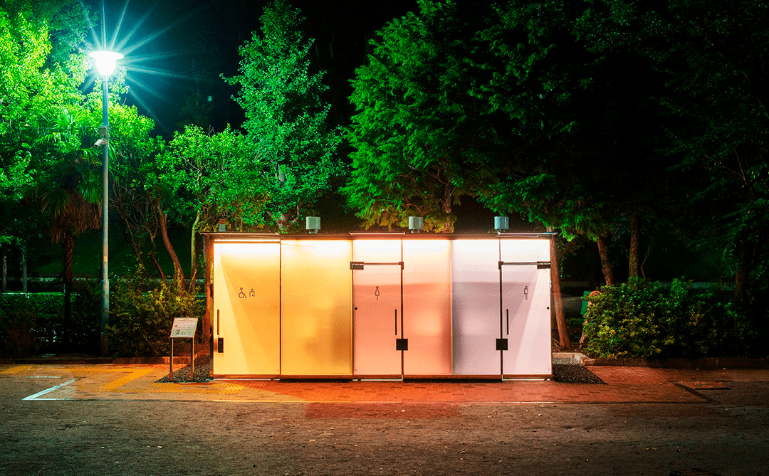 3 banheiros inovadores ao redor do mundo