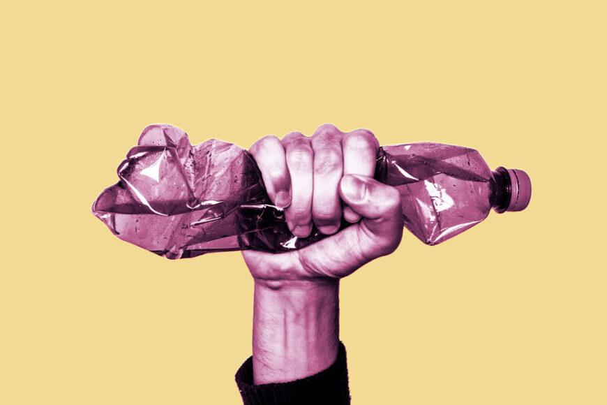 Da garrafa ao cartão de crédito: A luta contra os produtos plásticos