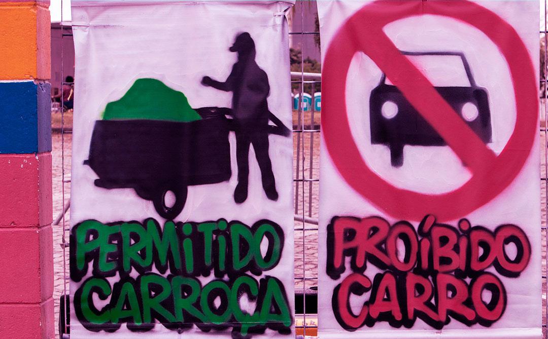 Pimp My Carroça cria triciclo e carroças motorizados e sustentáveis