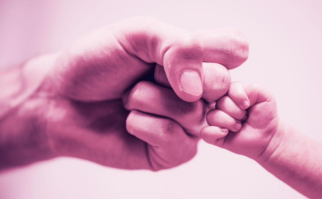 Os bastidores dos cliques que provocam uma reflexão sobre paternidade