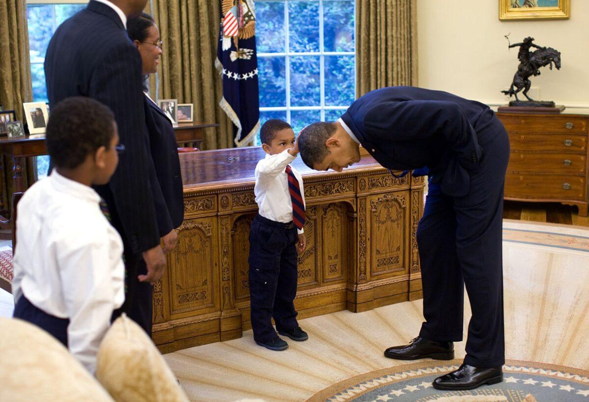 Liderança política negra e a fotografia
