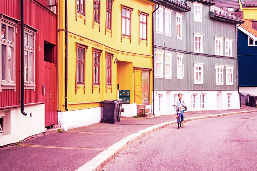 Como Oslo está trabalhando para se tornar uma cidade com zero emissões de carbono até 2030