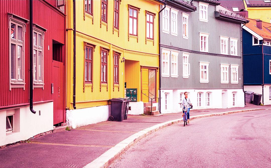 Como Oslo irá se tornar uma cidade com zero emissões de carbono até 2030