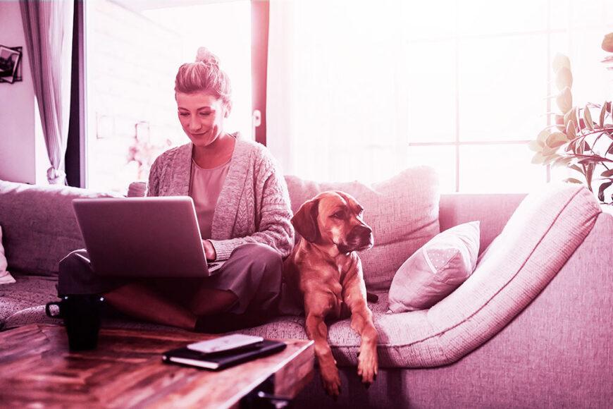 O home office é mais produtivo do que o trabalho no escritório?