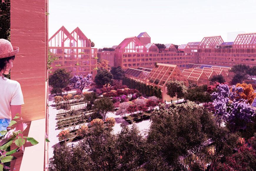 Xiong'an New Area: Uma cidade sustentável e autossuficiente na China