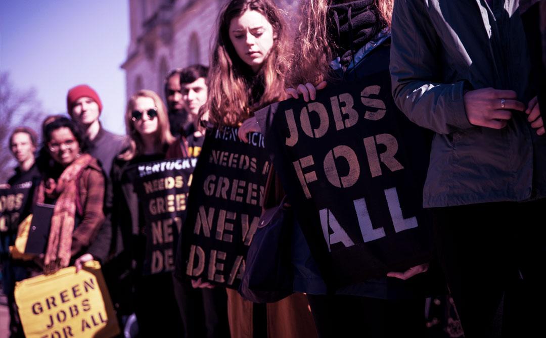 Afinal, o que é Green New Deal, o protagonista da eleição presidencial nos EUA?