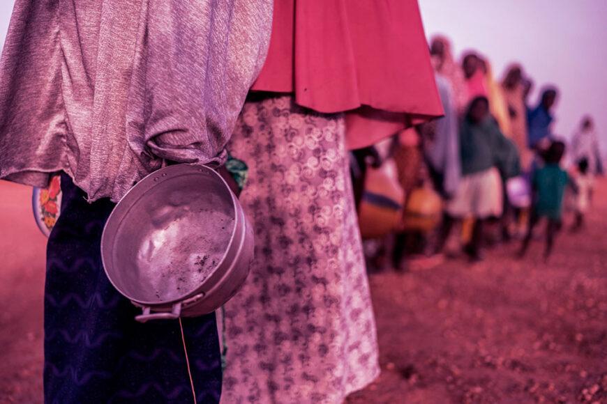 O Prêmio Nobel da Paz destaca as ligações entre a fome e o conflito