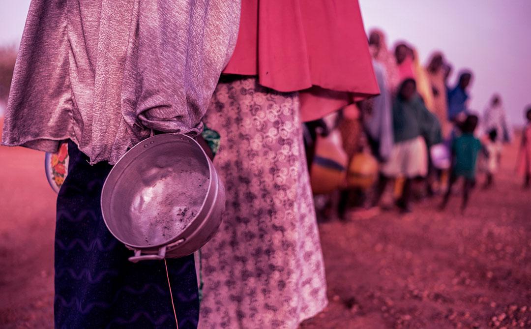 Prêmio Nobel da Paz destaca as ligações entre a fome e o conflito