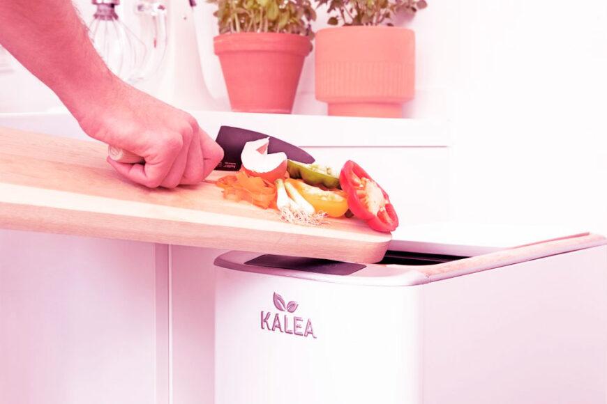 Kalea: O dispositivo que gera compostos orgânicos em 48 horas