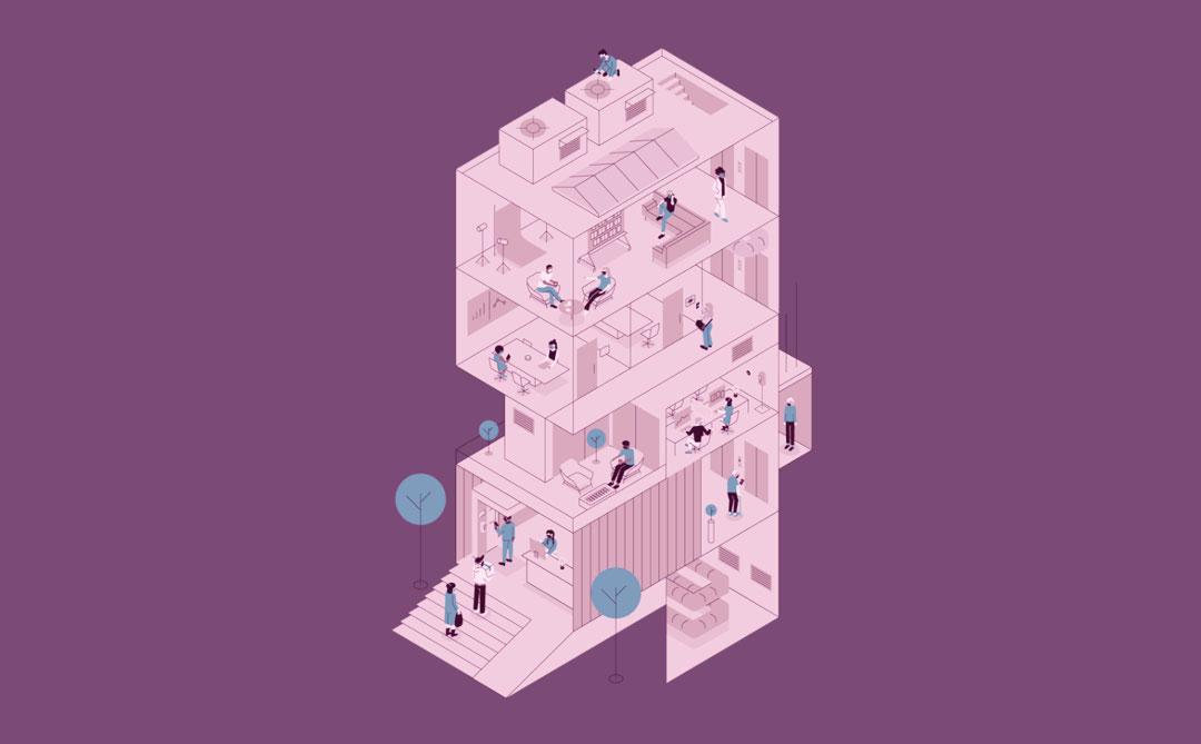 Escritório do futuro: como serão os edifícios comerciais após a pandemia