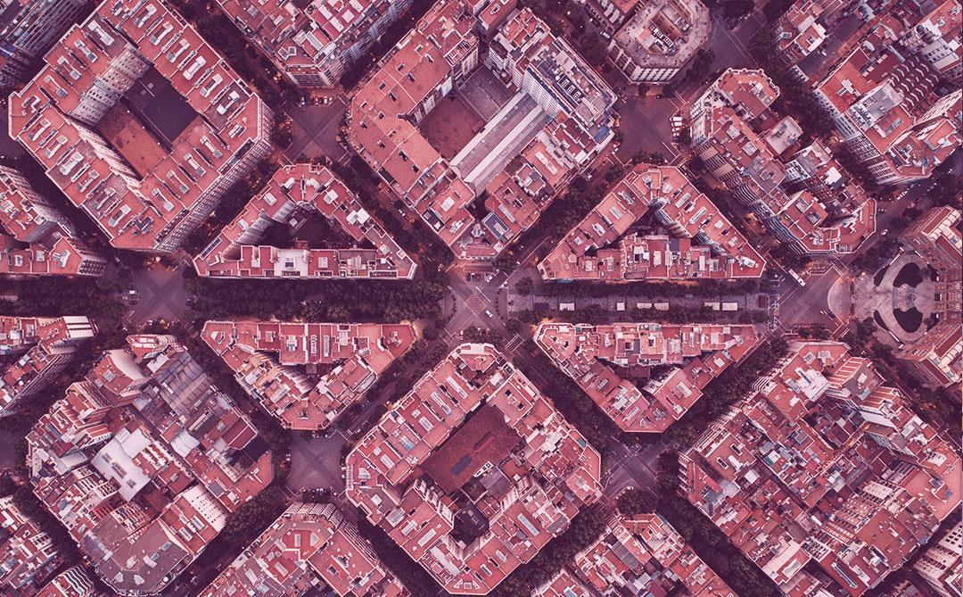 Barcelona irá transformar 1/3 de ruas do centro em áreas sem carros
