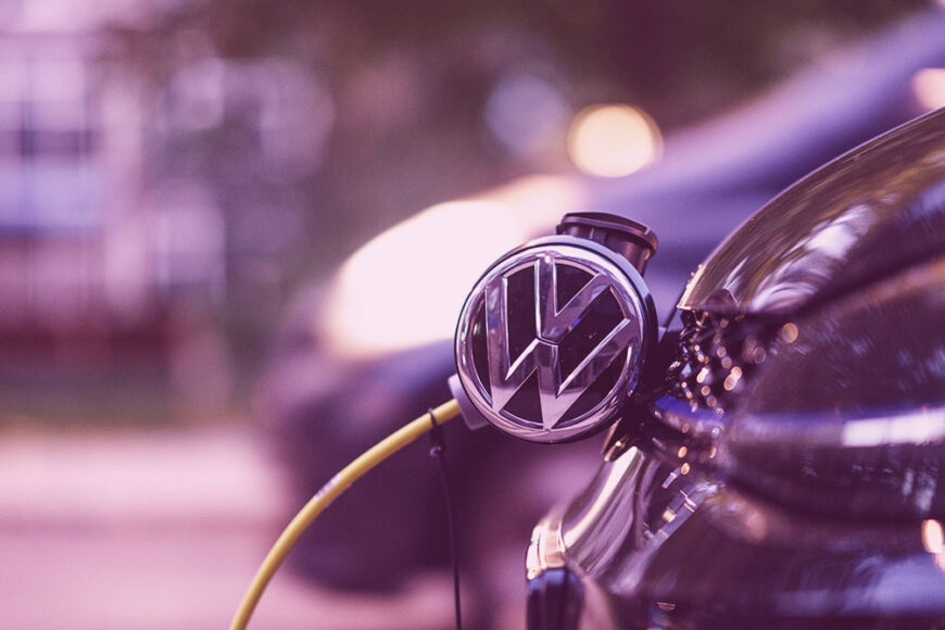 Grupo Volkswagen investe 73 bilhões de euros em tecnologias futuras