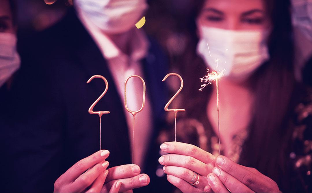 Como a pandemia mudou nossas resoluções de Ano Novo