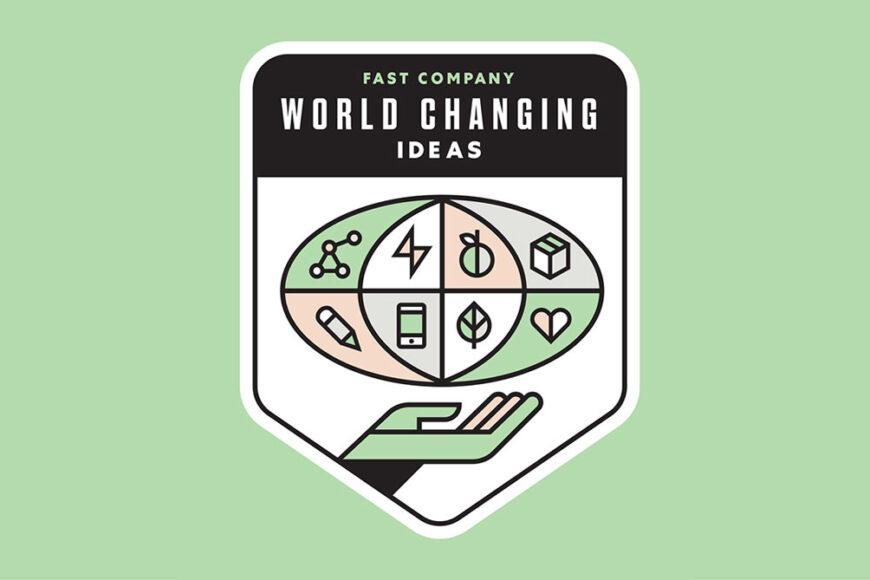 Última chamada para o World Changing Ideas 2021
