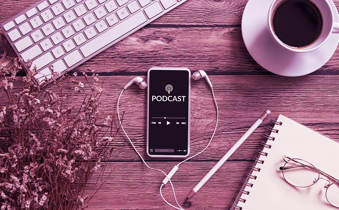 Seleção de Podcasts: Negócios de impacto, futuro do trabalho, bem-estar e mais!
