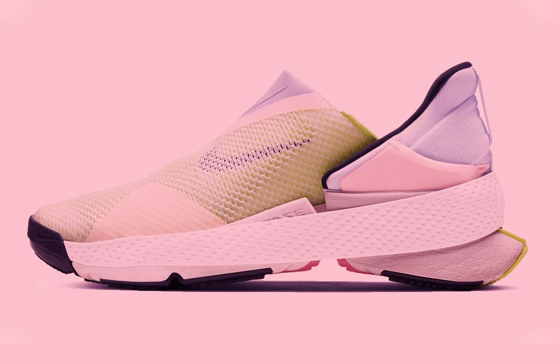 NIKE GO FlyEase, um tênis sem cadarço, fácil calçar e descalçar