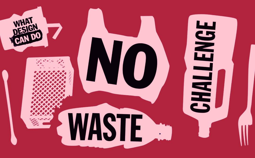 No Waste Challenge premiará soluções para redução de resíduos