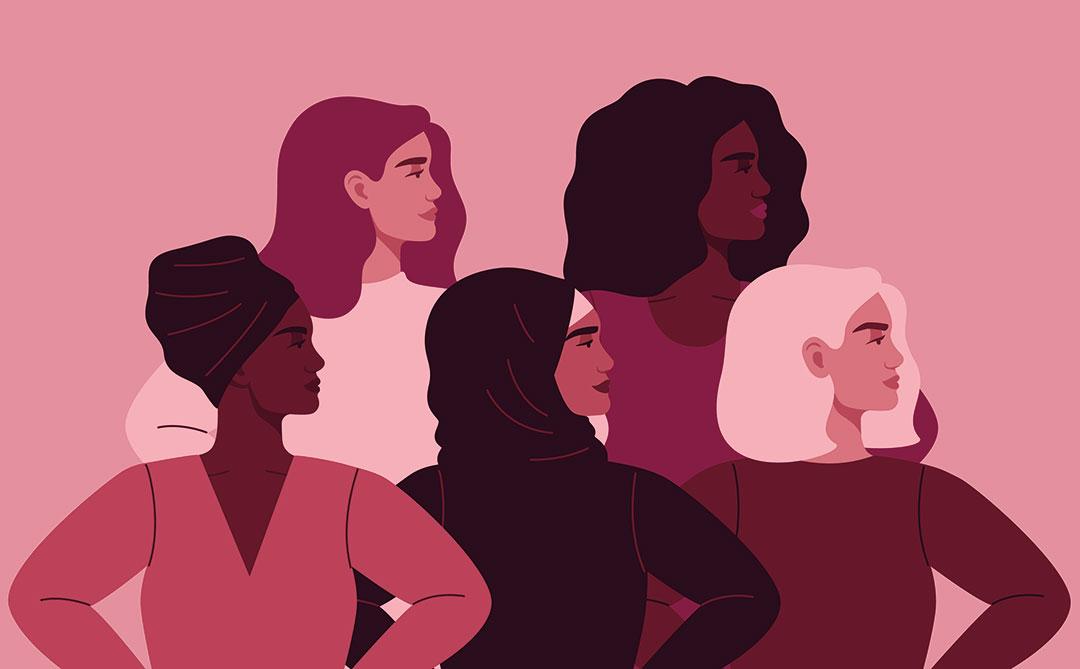 Grandes mulheres, grandes e inspiradoras histórias