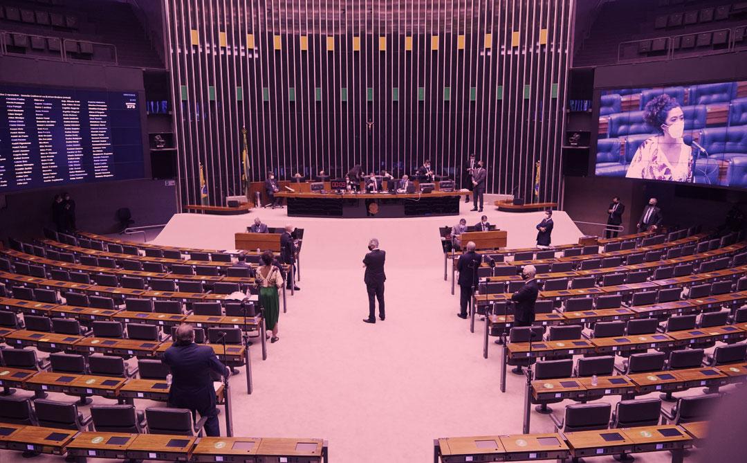 Parlamento Jovem Brasileiro inicia etapa de audiências virtuais