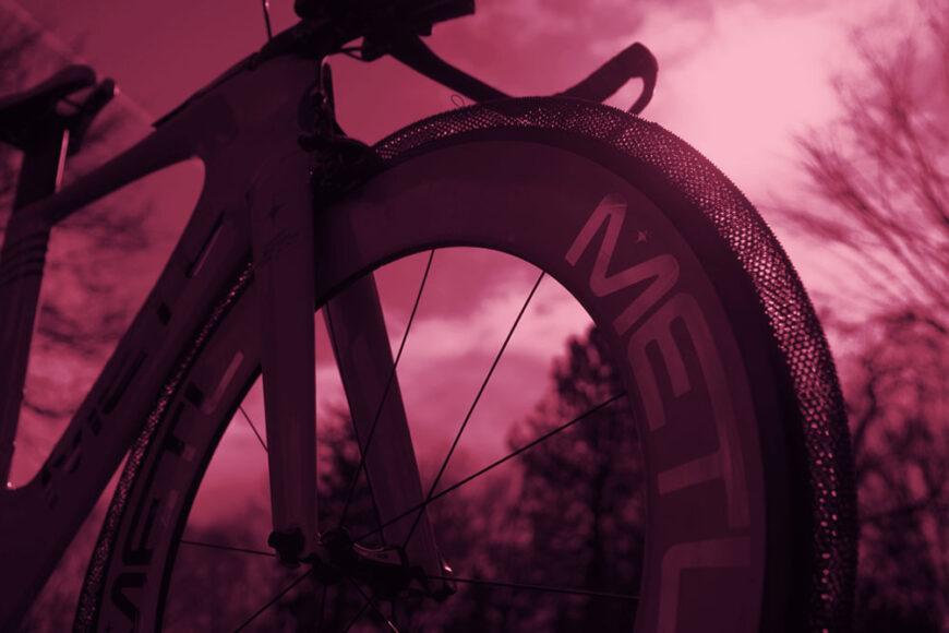 METL: Startup leva para bicicleta a tecnologia de pneus sem ar da NASA