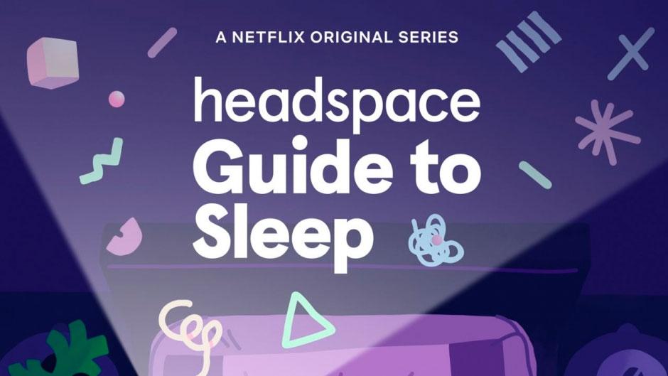 Em nova série, Netflix e Headspace querem te ajudar a ter um sono melhor