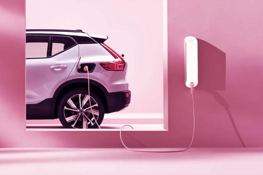 Volvo anuncia que seus carros serão totalmente elétricos até 2030