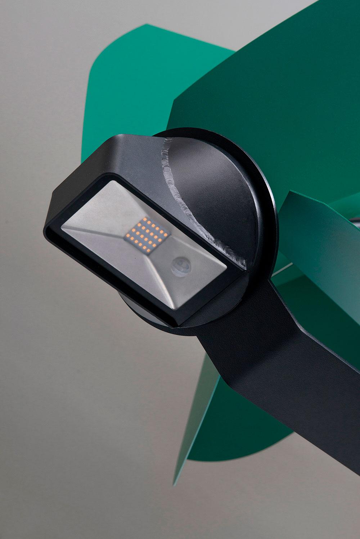 Papilio: Uma luminária urbana movida a energia eólica