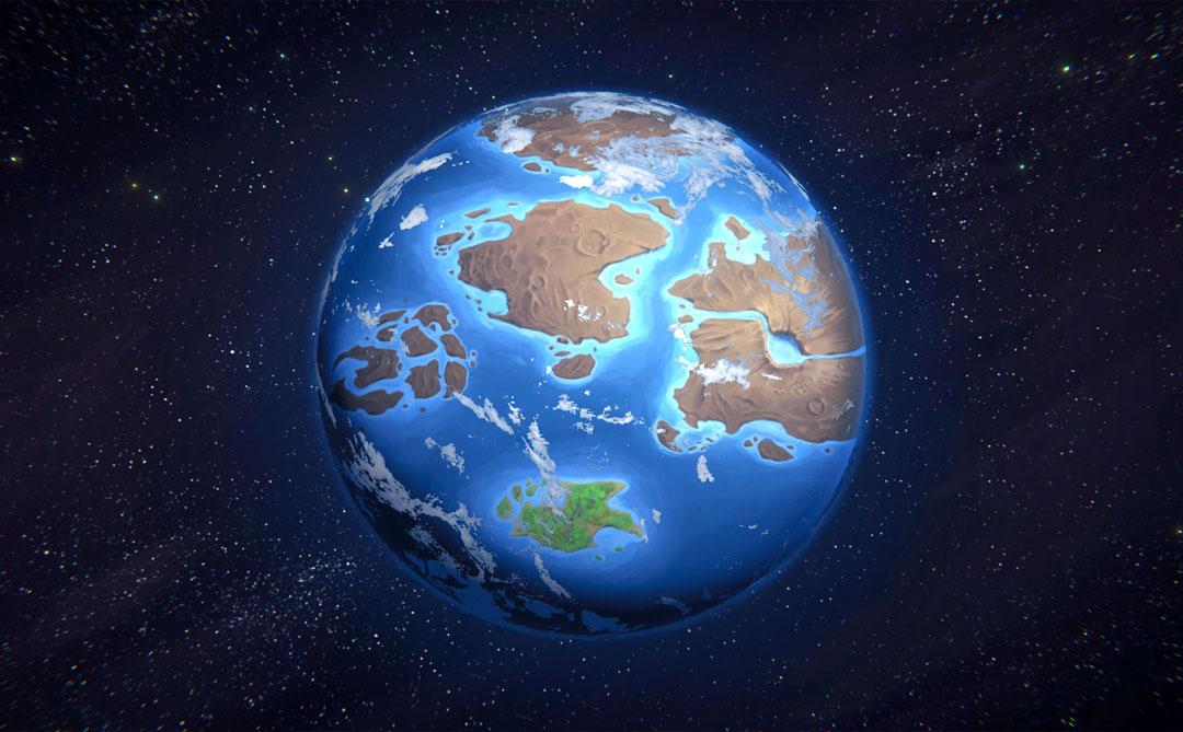 Terra Nil: Um game sobre como recuperar o meio ambiente