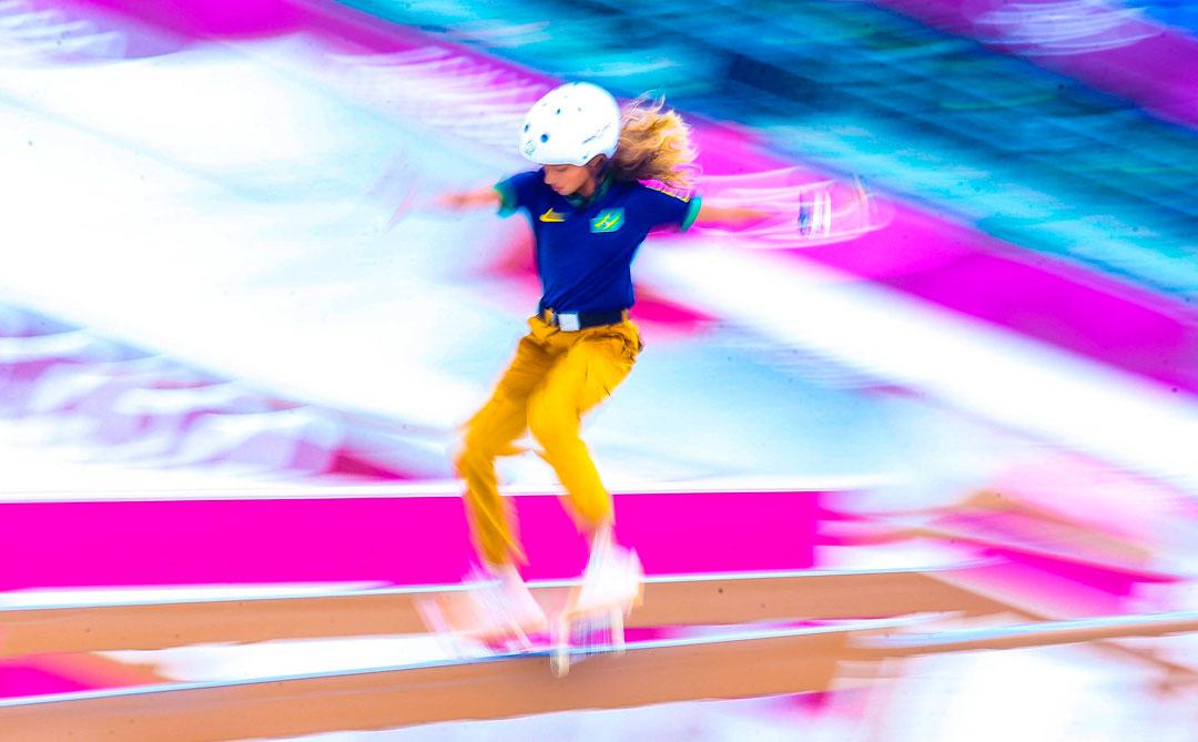 O pódio de Rayssa Leal e o empoderamento feminino através do esporte