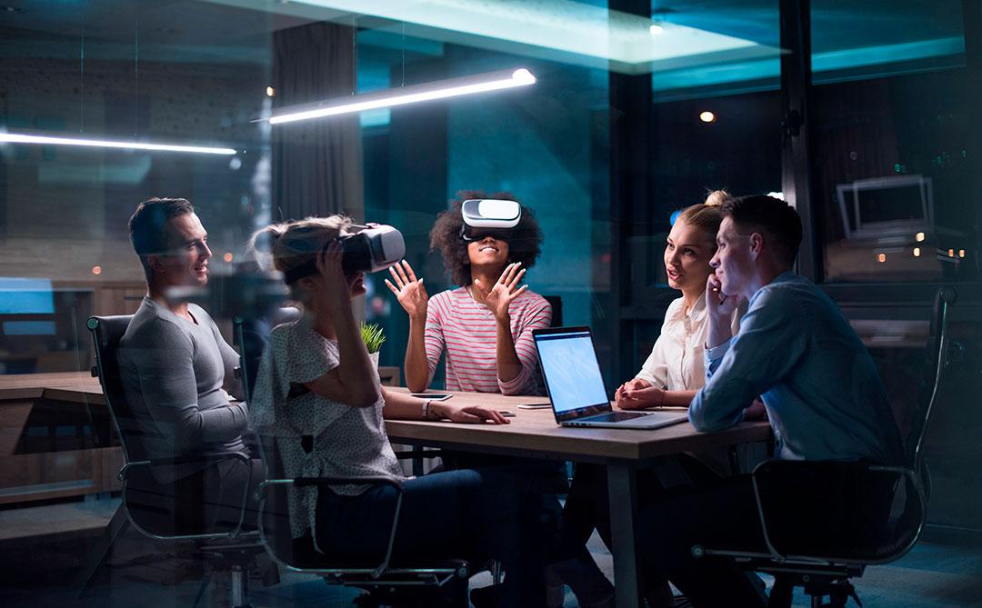 Como promover colaborações inovadoras no ambiente de trabalho?