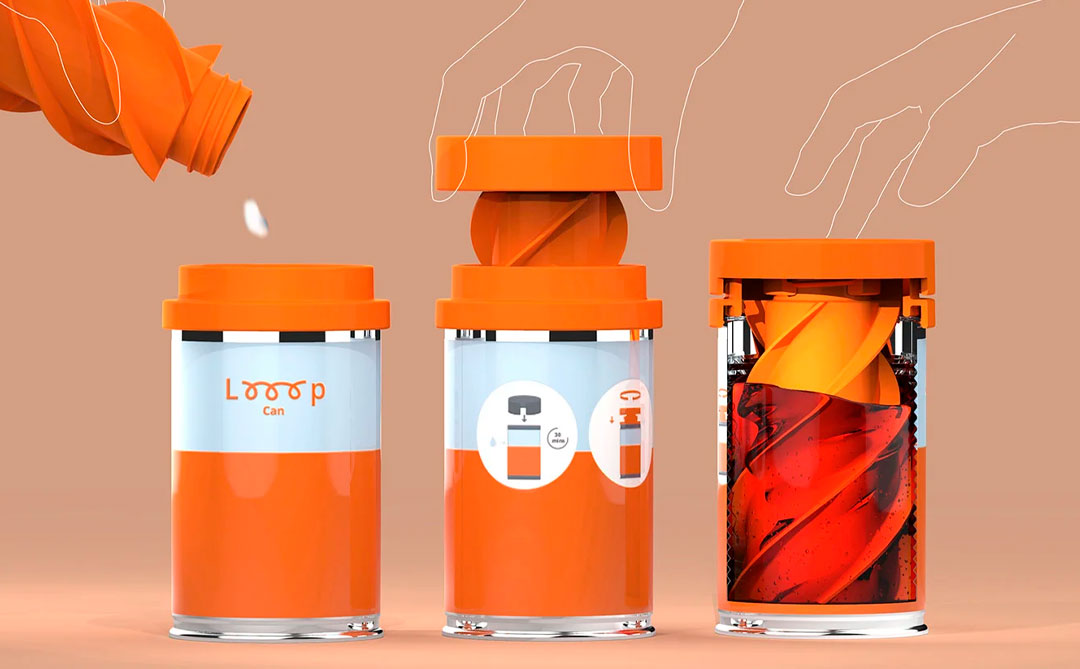 Looop Can: Um dispositivo de lavagem para combater a pobreza menstrual