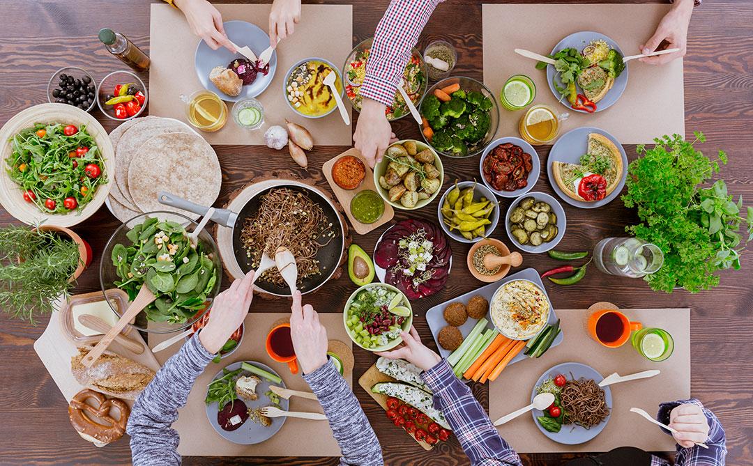 4 dicas para tornar sua rotina de alimentação mais sustentável