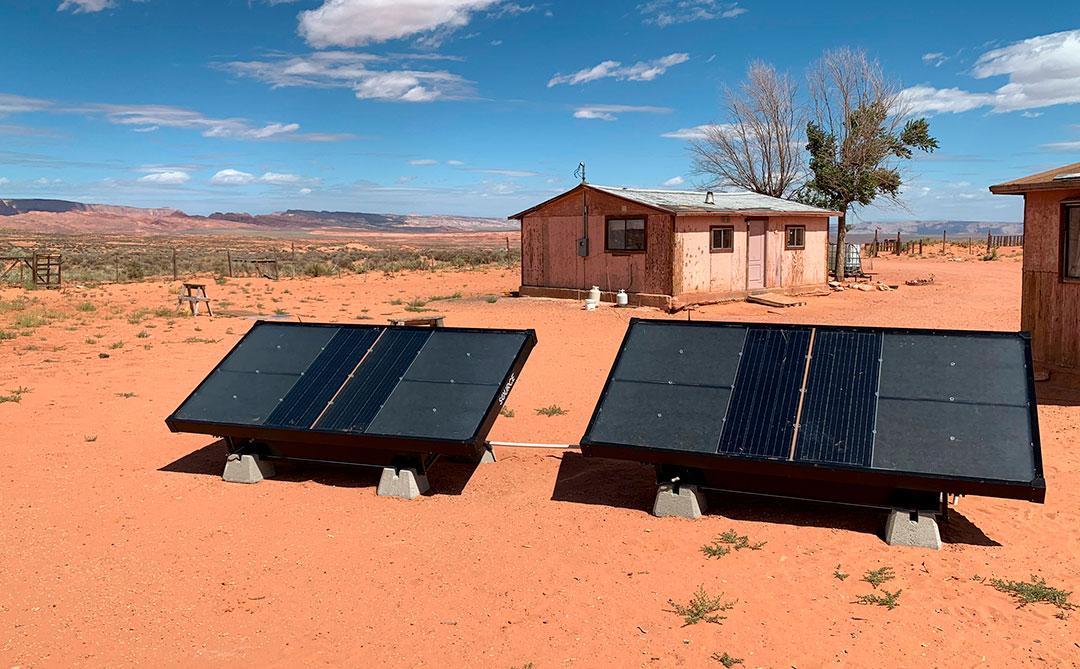 Tecnologia que leva água potável para áreas remotas, a capturando do ar