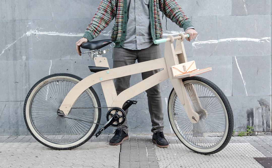 Openbike: Agora você pode baixar e fabricar sua própria bicicleta